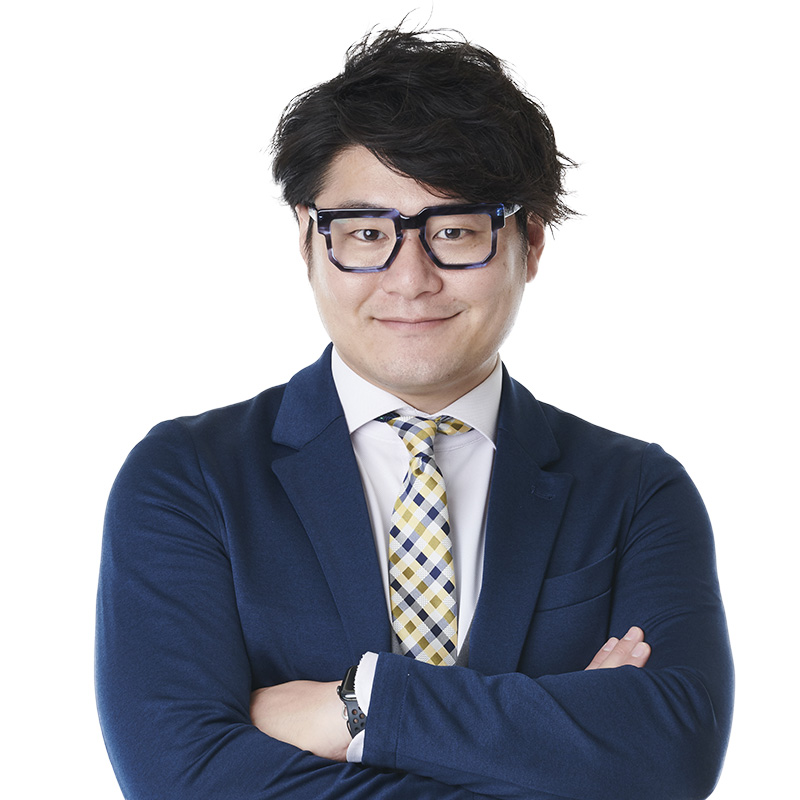 ツッコミデザイナー 正嶋ヒデノヴ